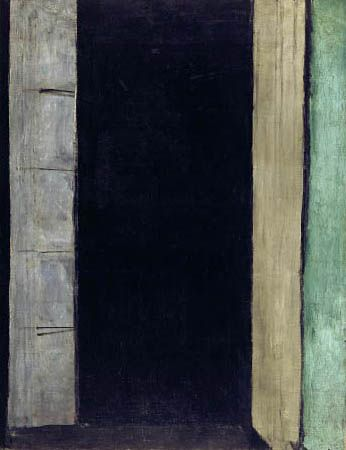 Henri Matisse, Porte-fenêtre à Collioure, (French Window at Collioure), 1914, Centre Georges Pompidou, Throughout my life, the 20th-century painter whom I've admired the most has been Matisse, Robert Motherwell 1970.[47]
