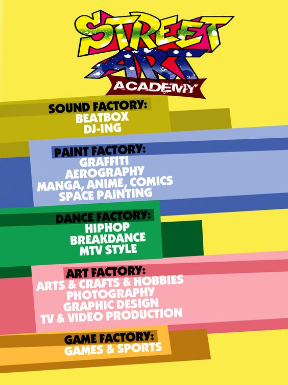 "Street Art Academy отваря врати на 30. 9. 2012 oт 16:00 ч на ул. ""Цар Симеон"" 70 (в двора)"