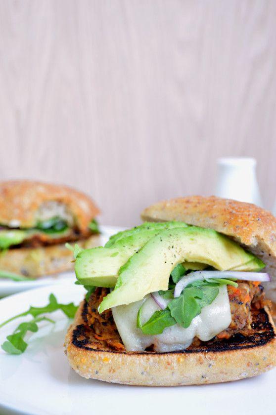 Ultimate Veggie Burgers | Recipe | Veggies, Veggie burgers and Burgers