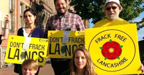 Government ministers could be about to overrule Lancashire council's decision to say NO to fracking. Sign the petition to stop them.