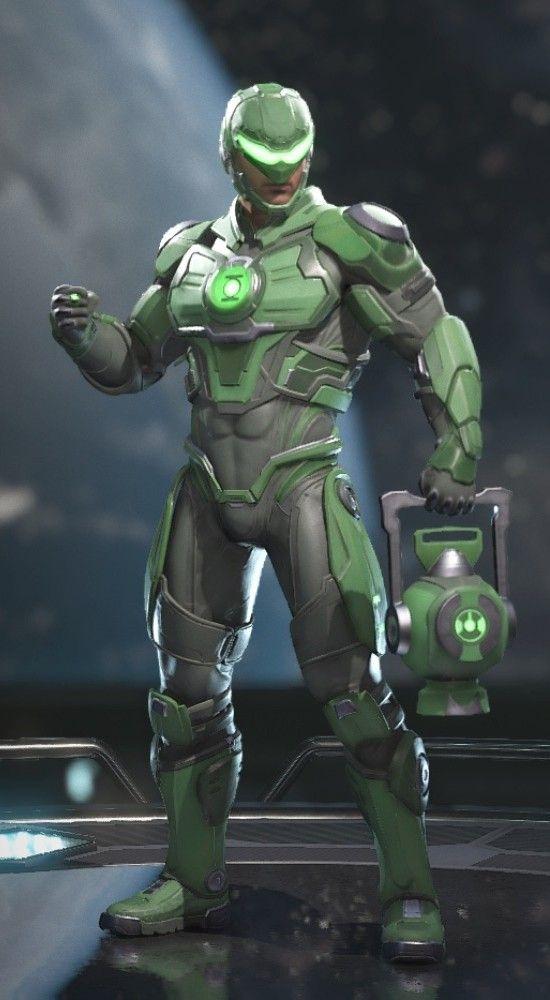 Green Lantern Dc Comics Characters Dc Comics Art Superhero Design