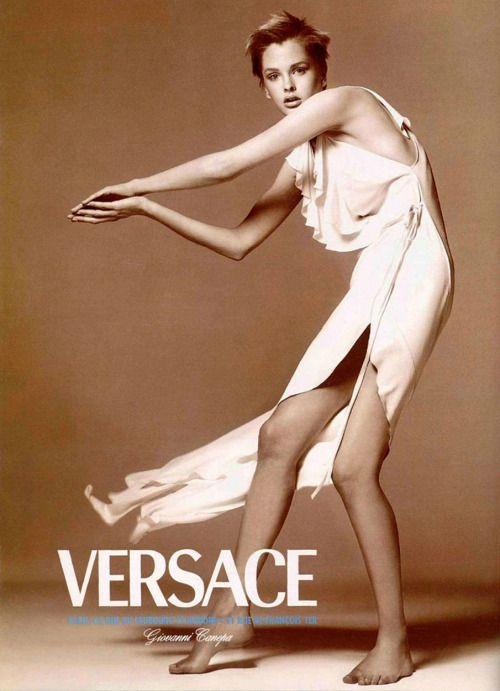 mulovesimages:  KYLIE BAX - VERSACE - RICHARD AVEDON - 1997