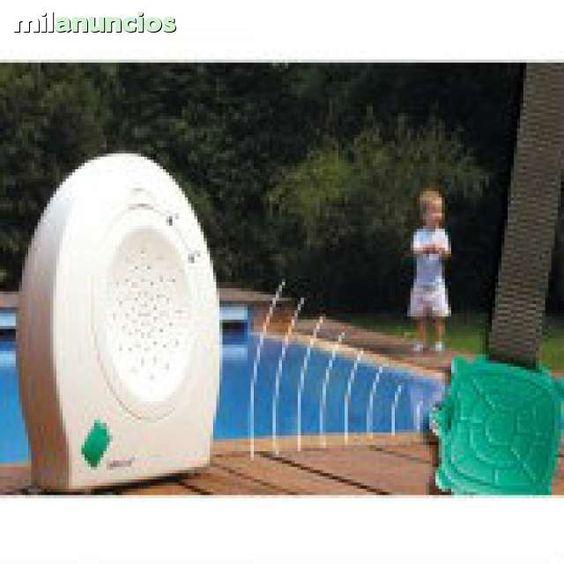 Alarma de seguridad infantil para piscinas sistema for Alarma piscina