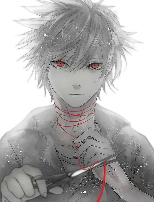 anime boy silver hair wwwimgkidcom the image kid has it