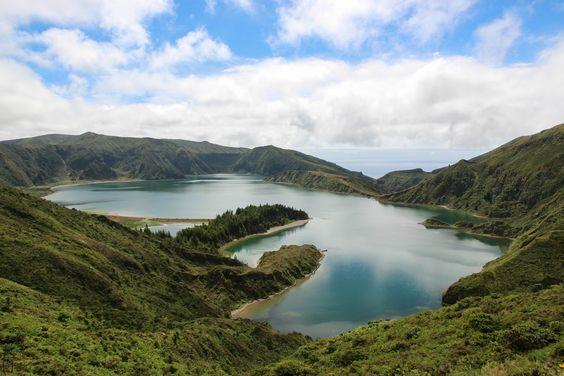 Lagoa do Fogo São Miguel, Azores // Azoren / Portugal