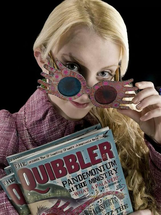 Harry Potter | Luna Lovegood | Loena Leeflang