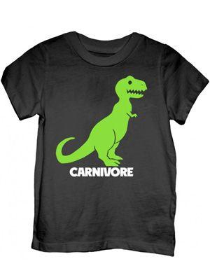 Carnivore Toddler T-Shirt