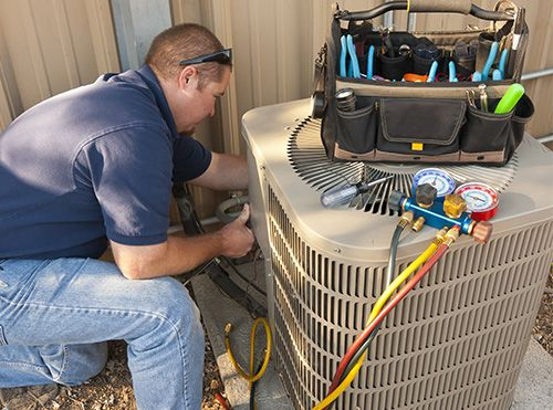 We Specialize In Heating And Air Conditioning Repair And Service