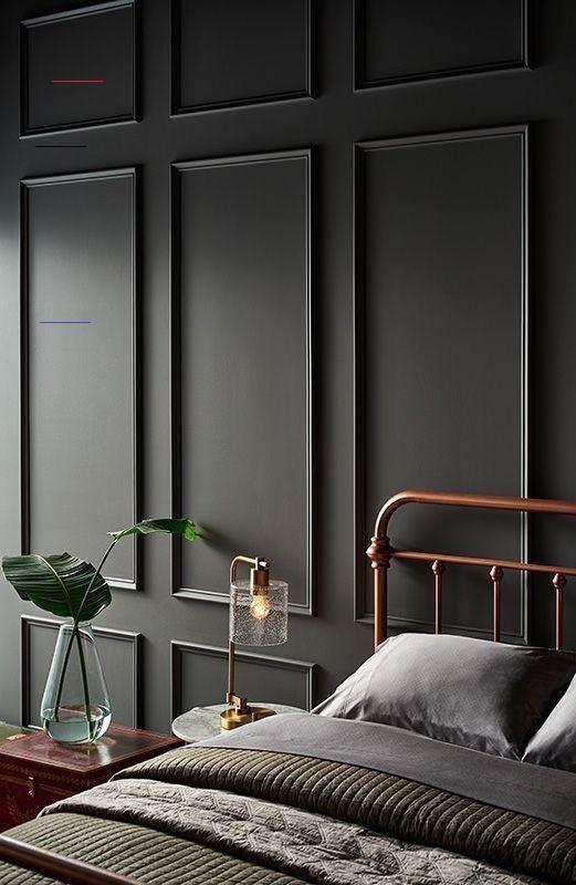 The 10 Grey Paint Colours Designers Always Use Livingroompaintcolorideas Grey Eve Em 2020 Pintura De Parede Para O Quarto Interiores Escuros Cores De Tinta Cinza