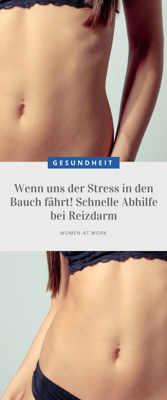 """Dass uns Stress in den Bauch """"fahren"""" kann, haben schon viele selbst erlebt. Inzwischen klagt fast jeder dritte Deutsche über Symptome eines Reizdarmes. Frauen sogar doppelt so häufig wie Männer. Warum der Darm verrücktspielen kann, was dagegen hilft und wie du vorbeugen kannst – hier im Überblick."""