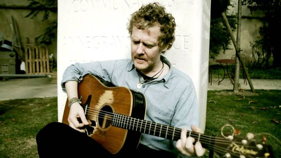 Glen Hansard - The Song of Good Hope- Reminds me of a good friend from a long while ago.