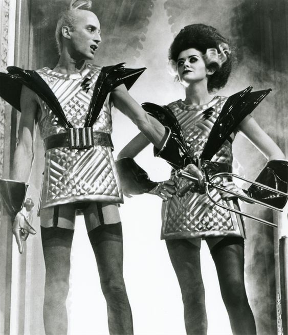 Rocky Horror Picture Show Riff Raff And Magenta (Still B ...
