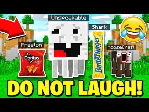 Impossible Try Not To Laugh Challenge 99 Fail Try Not To Laugh Laugh Minecraft Videos