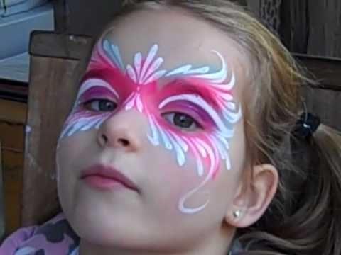 Pinterest • Le catalogue d'idées Disney Princess Face Paint