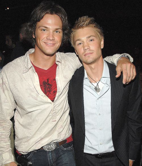 Chad Michael Murray and jared padalecki