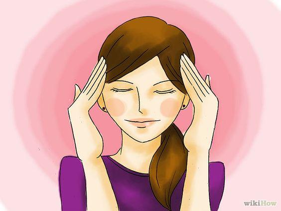 Calmarte durante un ataque de ansiedad.