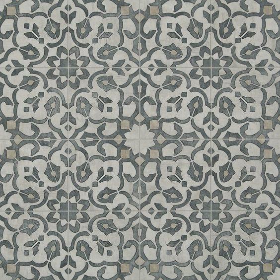 Luxury vinyl tile sheet flooring unique decorative design and pattern for interior spaces