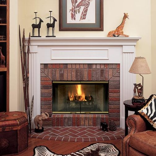 10 Inspiring Types Of Wood Burning Fireplaces Photo Idea - 10 Inspiring Types Of Wood Burning Fireplaces Photo Idea Wood