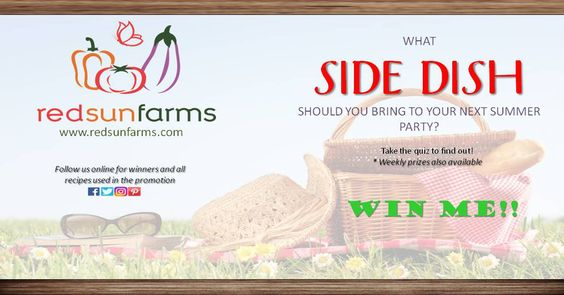 Win The Ultimate Picnic Pak or Weekly $50 Grocery Card!
