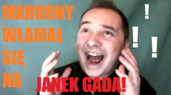 Marudny włamał się na Janek Gada i zdradza sekrety! - Janek Gada EKSTRA ...