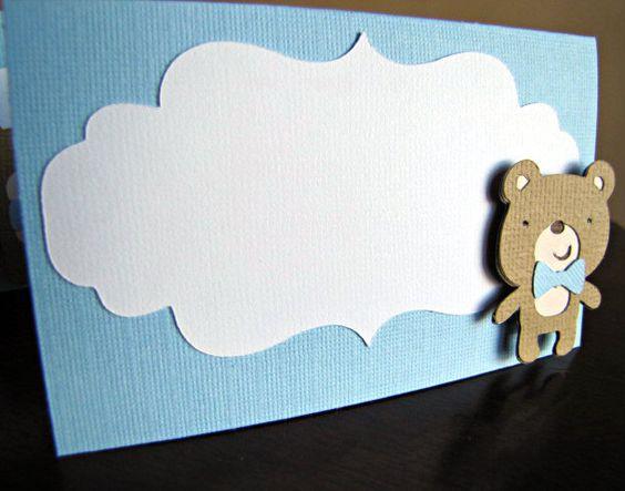 Orsacchiotto alimento del partito tenda carte, Teddy Bear Party Place Cards, festa di compleanno di Teddy Bear, orsacchiotto Baby Shower, Baby Boy Bear Party, orso di ScrapYourStory su Etsy https://www.etsy.com/it/listing/256150467/orsacchiotto-alimento-del-partito-tenda