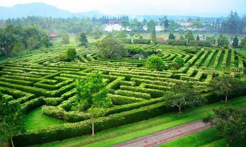 Taman Bunga Nusantara Harga Tiket