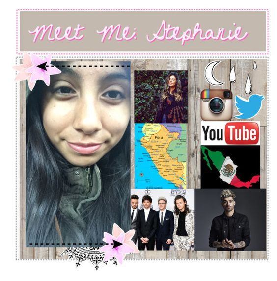 """""""67. Meet Me//Stephanie"""" by teen-tips19 ❤ liked on Polyvore featuring art"""