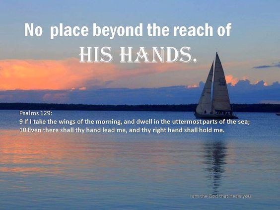 Psalm 129:9-10 Awesome God