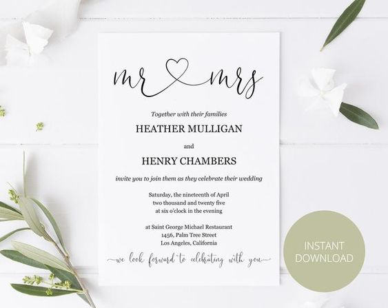 Exclusive Stationery Templates For Savvy By Savvypapertemplates In 2020 Wedding Info Card Rustic Wedding Invitation Set Wedding Guest Book Sign
