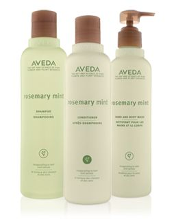 Rosemary Mint Set - invigorating care for hair and body Find out more at Aveda.com