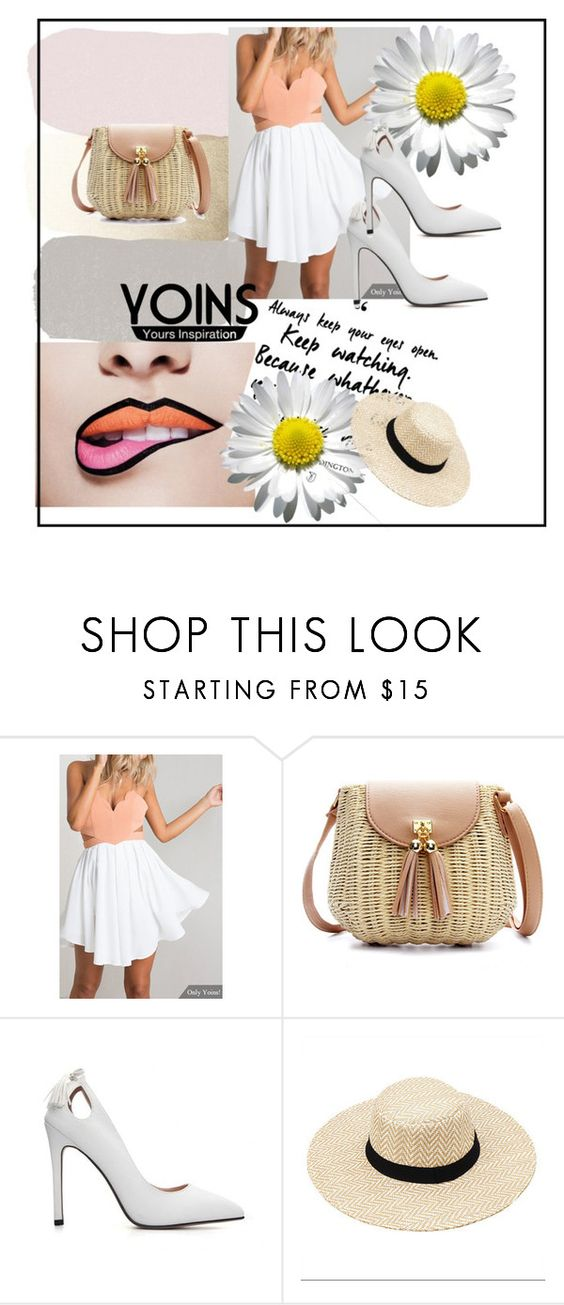 """""""Yoins contest"""" by lejlabecic ❤ liked on Polyvore"""