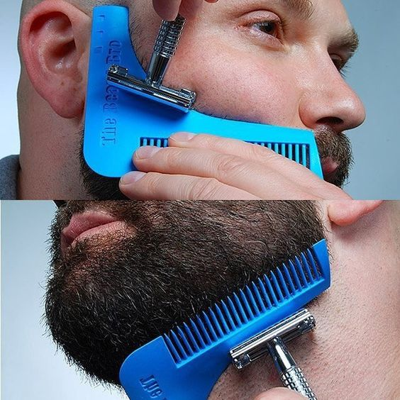 The Beard Bro Beard Shaping Tool #Multifunctional, #Shave, #Tool