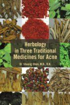 Herbology in Three Traditional Medicines for Acne