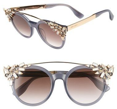 7a6e4eec4e Shop for  Vivy  Sunglasses by Jimmy Choo at ShopStyle. Now for Sold Out.