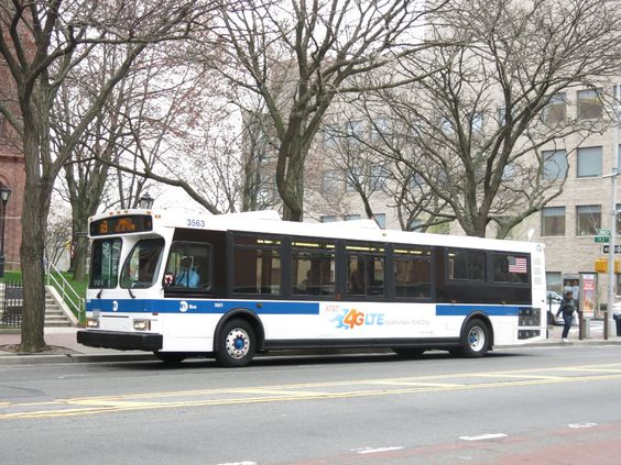 MTA Bus Orion VII Conversion From Hybrid To Diesel