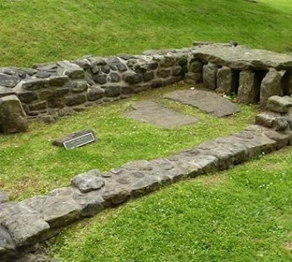 Antonine Wall   Frontiers of the Roman Empire