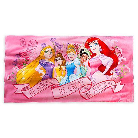 Toalla de playa Princesa Disney