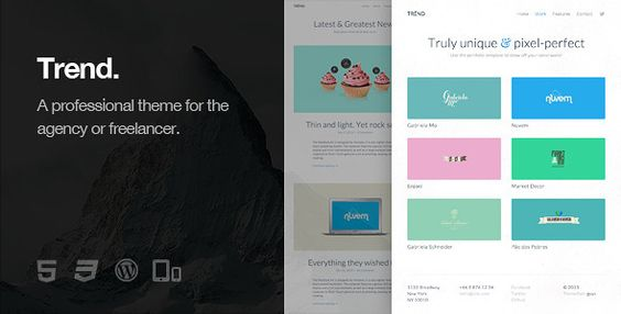 Trend - Responsive WordPress Theme - http://fitwpthemes.com/trend-responsive-wordpress-theme/