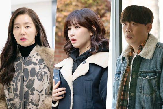 Uhm Ji Won, Lee Yoo Ri, Ahn Se Ha, And More Promise Surprising Fun In New Fantasy Drama