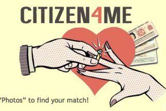 Citizen4Me: encuentra ciudadanos para casarte