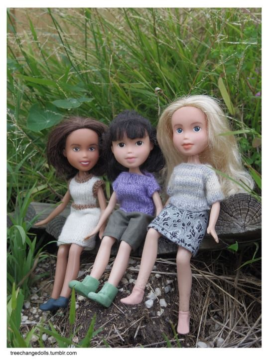 Tree Change Dolls, by Sonia Singh, is all about taking old discarded toys and giving them a new lease on life. https://www.facebook.com/treechangedolls