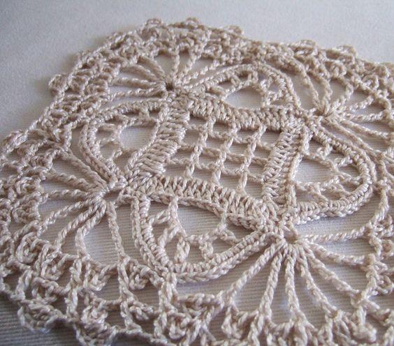 crochet square by kitsch, via Flickr