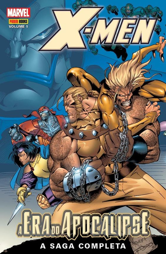 X-Men: A Era do Apocalipse