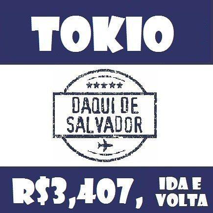 Daqui de SALVADOR para TOKIO por apenas R$3.407 ida e volta.  Mais informações  http://ift.tt/1C7euxt  #viajar #viagens #viajarfazbem #trippics #amo #amoviajar #viajar #daquidesalvador #passagens#viajar#amoviajar #travel#instatraveling #trippics #viagensincriveis #brazilgram_#bestvacations#beautifuldestinations #doyoutravel#endlesssummer#GoPro#loucosporviagem#luxuryworldtraveler#missaovt #mermaid#saltlife #vamospraonde #tokio #japao by daquidesalvador