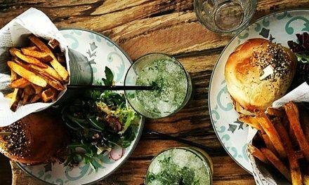 Entrée, plat et dessert au choix sur la carte - Restaurant Boogy Kitchen à Marseille