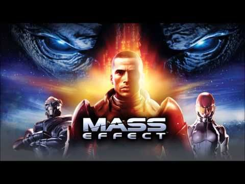 Mass Effect 1 - Complete Soundtrack - YouTube