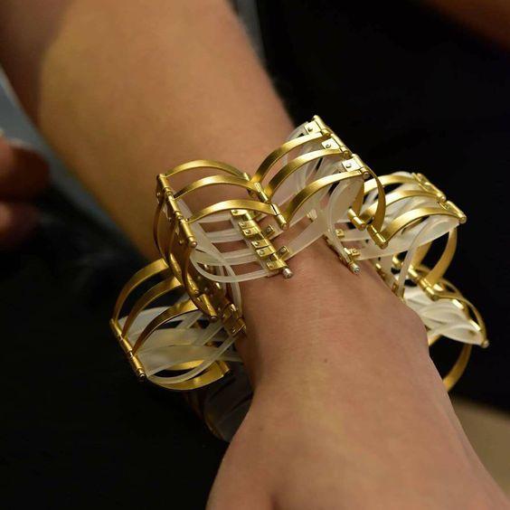 Jewelry Design Dept. Shenkar   juillet 2016 -   Noy Ben-Porat: