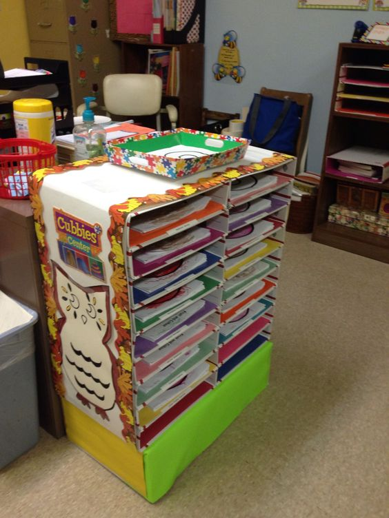Our cubbies all finished  We did great Ms Claudia  Miami Springs Baptist Preschool