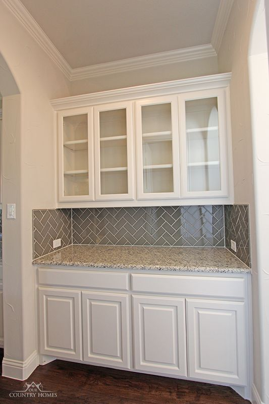 butlers pantry Sensational in Saddlebrook Pinterest Butler