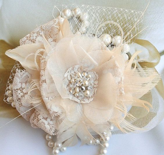 Beautiful bridal flower